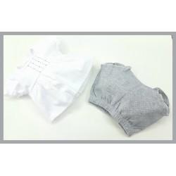 Dos piezas algodón