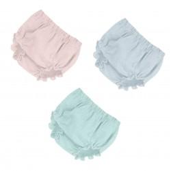Culotte lino