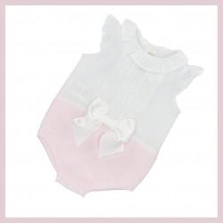 Pelele lencero niña