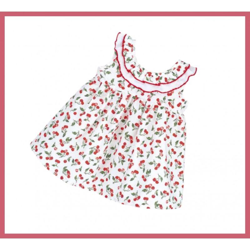Vestido cerezas